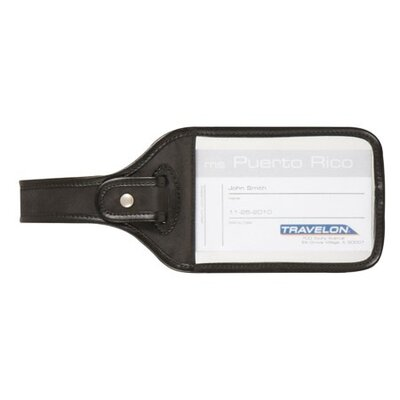 Travelon Travel Security Cruise Luggage Tag