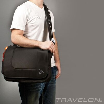 Anti-Theft Urban East and West Messenger Bag