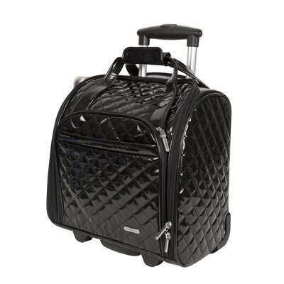 "Travelon 14"" Wheeled Underseat Carry-On Bag"