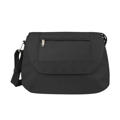 Anti-Theft Signature Cross Body Bag