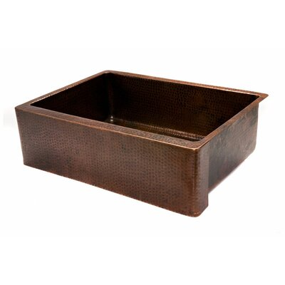 Bronze Farmhouse Sink : 30