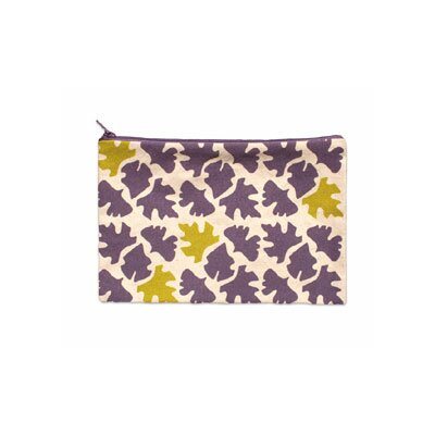 Balanced Design Hand Printed Shade Pouch