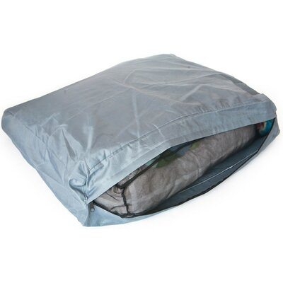 Molly Mutt Midnight Train Armor Waterproof Dog Pillow