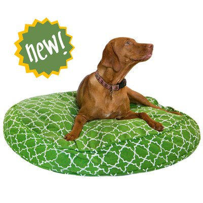 Molly Mutt Title Track Round Dog Duvet