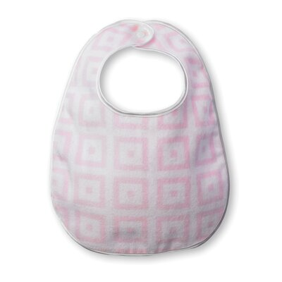 Baby Bib Gift Set in Pink