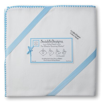 Swaddle Designs Organic Ultimate Receiving Blanket® in Ivory