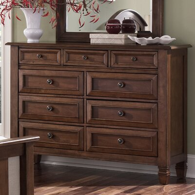 Liberty Furniture Taylor Springs 9 Drawer Dresser