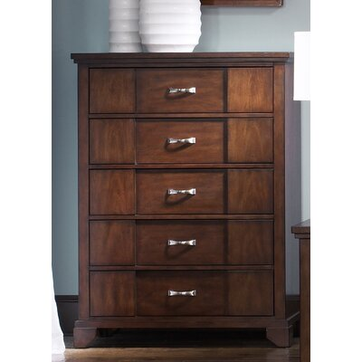 Liberty Furniture Reflections Bedroom 5 Drawer Chest