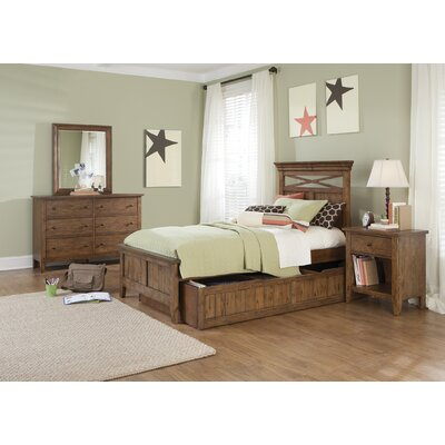 liberty furniture hearthstone kids panel bedroom collection