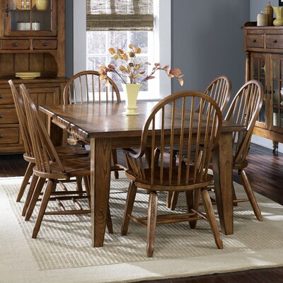 Liberty Furniture Treasures Formal 7 Piece Dining Set