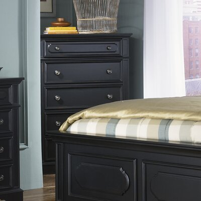 Carrington II Bedroom 5 Drawer Chest