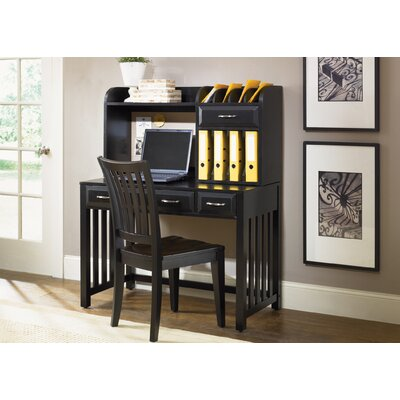 Liberty Furniture Hampton Bay Writing Desk in Black