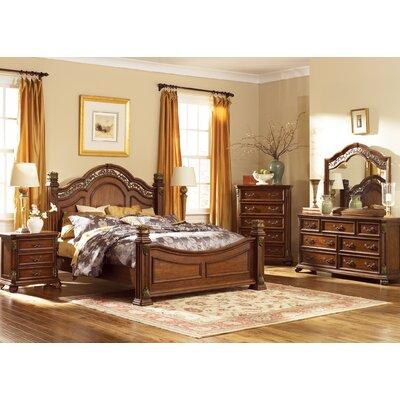 Messina Estates Ii Panel Bedroom Collection Wayfair