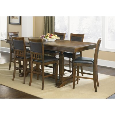 Liberty Furniture Sante Fe Counter Height Dining Table
