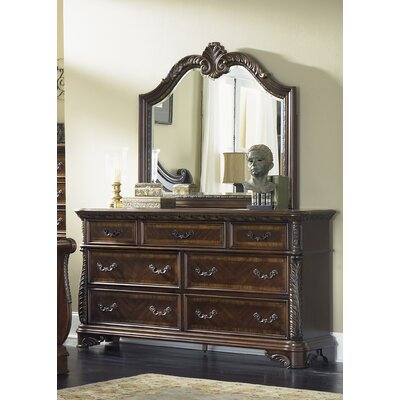 Liberty Furniture Highland Court 7 Drawer Dresser