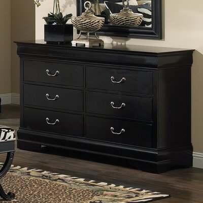 Liberty Furniture Carrington 6 Drawer Dresser