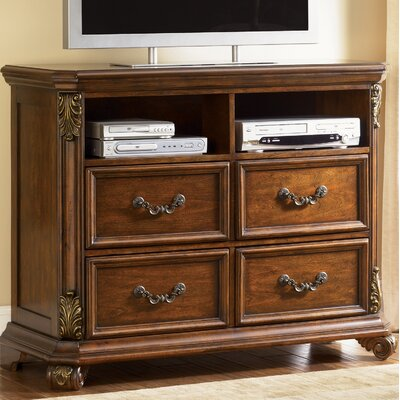 Messina Estates 4 Drawer Dresser