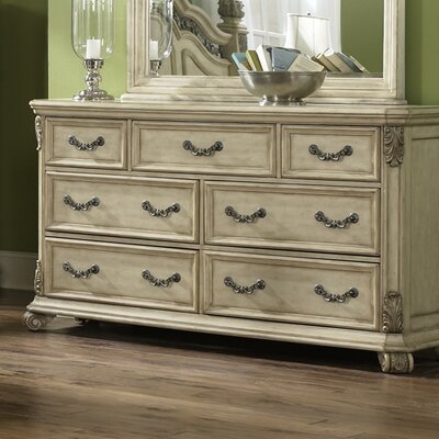Liberty Furniture Messina Estates II 7 Drawer Dresser