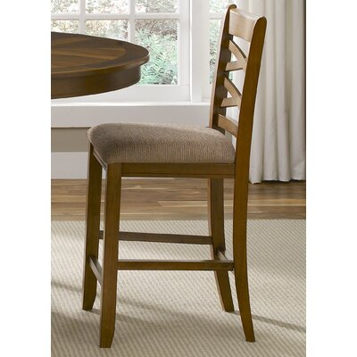 Liberty Furniture Bistro Double X Back Counter Height Chair
