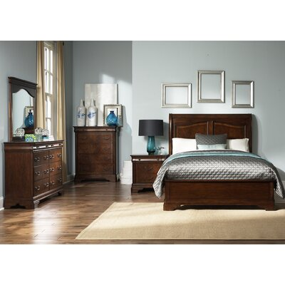 Liberty Furniture Alexandria Panel Bedroom Collection