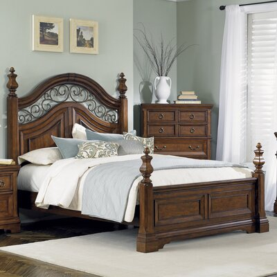Liberty Furniture Laurelwood Panel Bedroom Collection