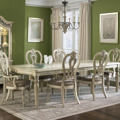 Messina Estates 9 Piece Dining Set