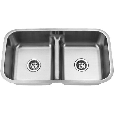 Stainless+Steel+Undermount+Double+Bowl+Sink+with+a+Low+Divider-18