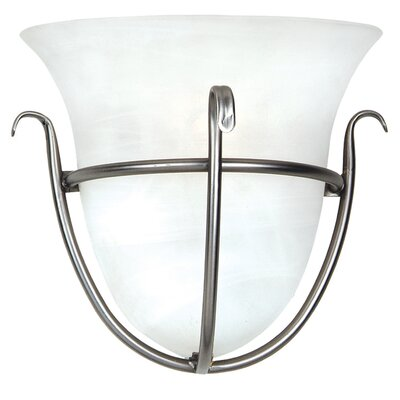Yosemite Home Decor Bridal Veil 1 Light Wall Sconce