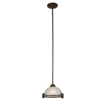 Yosemite Home Decor Sequoia 1 Light Mini Pendant