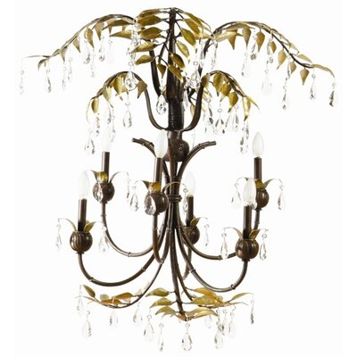 New Plantation 6 Light Chandelier