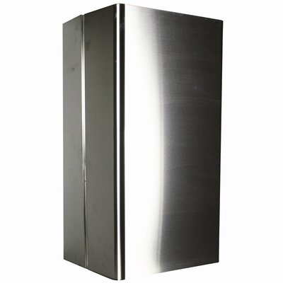 "Yosemite Home Decor 75"" Stainless Flue-Extension"