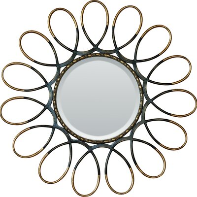 Yosemite Home Decor Circle Mirror