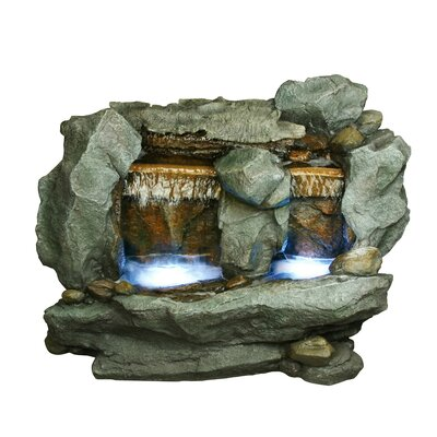 Yosemite Home Decor Stone Fountain
