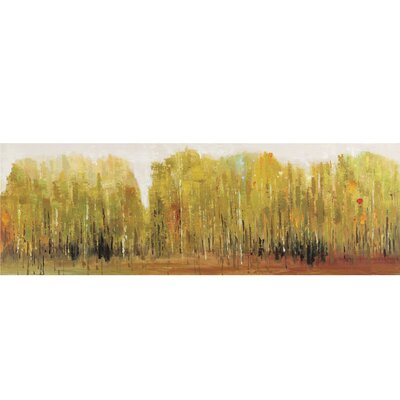 Fall Vision I Canvas Art