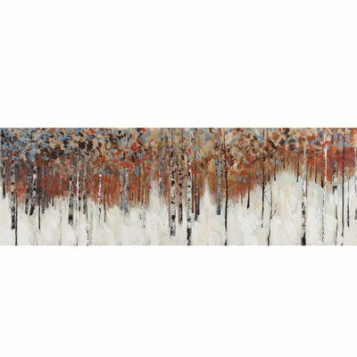 Fall Foliage I Canvas Art
