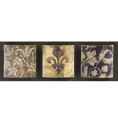Yosemite home decor new artwork fleur de lis original for Fleur de lis home decorations