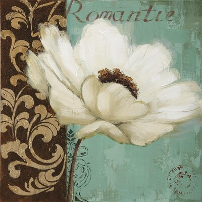 Pure Romance I Canvas Art