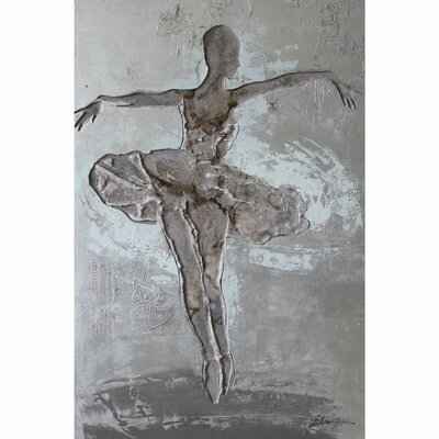 Ballerina II Wall Art