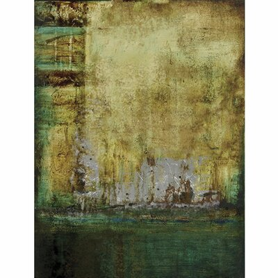 Yosemite Home Decor Emerald Tranquility I Canvas Art