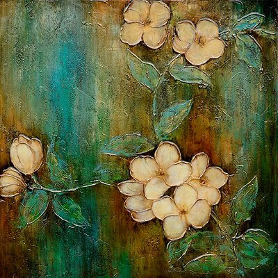Dogwood Dream II Wall Art - 31