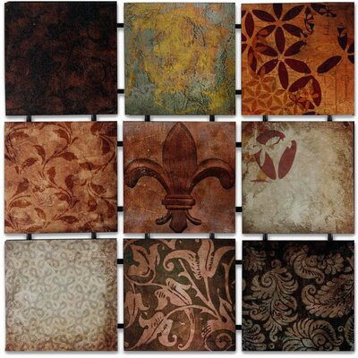 Venetian Patchwork Wall Art - 31