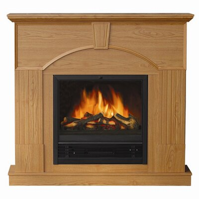 Free Standing Electric Fireplace Wayfair