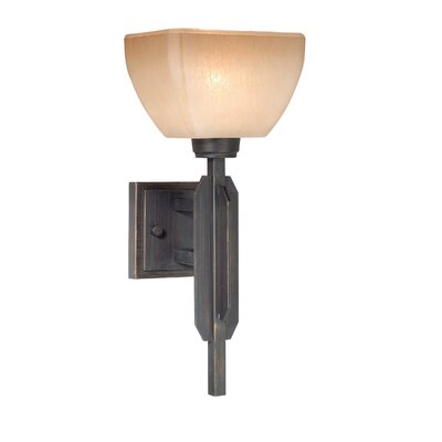 Vaxcel DesCartes 1 Light Wall Sconce