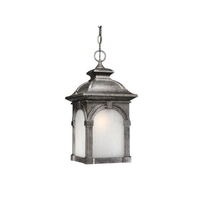 Vaxcel Essex 1 Light Outdoor Pendant