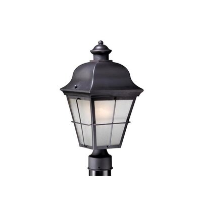 Vaxcel New Haven 1 Light Outdoor Post Lantern