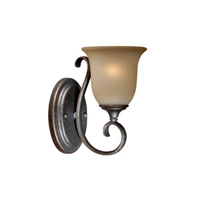 Vaxcel Riviera 1 Light Wall Sconce