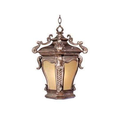 Vaxcel Acacia 3 Light Outdoor Pendant