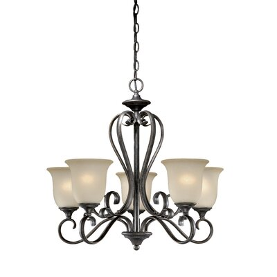 Riviera 5 Light Chandelier
