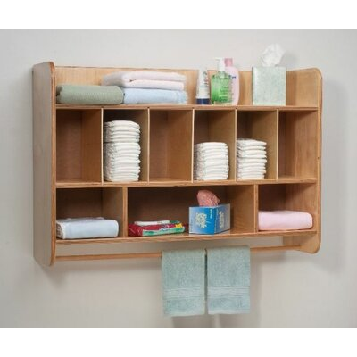 Whitney Brothers NewWave Hanging Diaper Storage