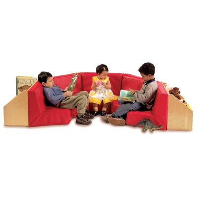 Whitney Brothers Reading Nook Kid's Sofa